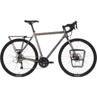 Salsa Marrakesh Drop Bar Complete Bike - Warm Gray