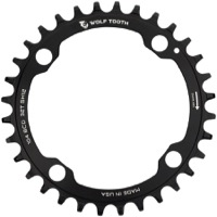 Wolf Tooth Drop-Stop HG+ Chainrings - 104mm BCD