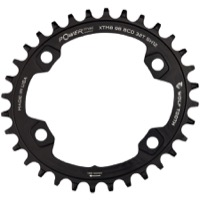 Wolf Tooth 96mm HG+ PowerTrac Elliptical Chainring - Fits Shimano XT/SLX M8000/M7000