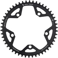 Wolf Tooth Components Flat Top Chainrings - 130mm BCD