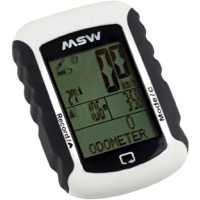 MSW Miniac 322 GPS Bluetooth Bike Computer