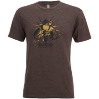 Surly Wingnut T-Shirt - Brown
