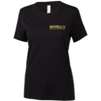 Surly Make It Your Own Women's T-Shirt - Black