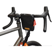 Restrap Tech Zipper Top Handlebar Bag