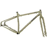 Surly ECR 27.5+ Frameset - Tank Green