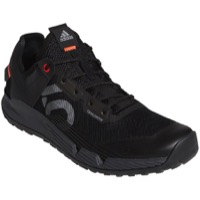 Five Ten Trailcross SL Flat Pedal Men's Shoe - Black/Gray Two/Solar Red