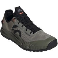 Five Ten Trailcross SL Flat Pedal Men's Shoe - Gray/Black/Signal Coral