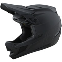 Troy Lee D4 Composite MIPS Full Face Helmet 2020 - Stealth Black/Gray