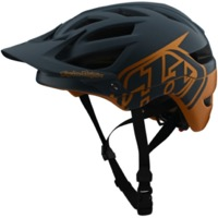 Troy Lee Designs A1 MIPS Youth Helmet 2020 - Gray/Gold