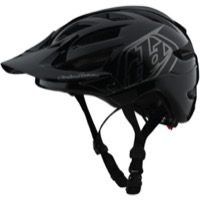 Troy Lee Designs A1 Youth Helmet 2020 - Drone Black/Silver