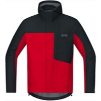 Gore C3 GORE-TEX Paclite Hooded Jacket 2020 - Red/Black