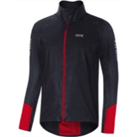 Gore C5 GORE-TEX SHAKEDRY 1985 Viz Jacket 2020 - Black/Red