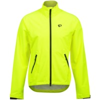 Pearl Izumi Monsoon WXB Jacket 2020 - Screaming Yellow/Phantom
