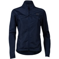 Pearl Izumi W Quest Barrier Convertible Jacket - Navy/Air