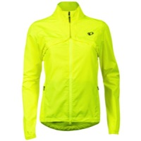 Pearl Izumi W Quest Barrier Convertible Jacket - Screaming Yellow/Turbulence