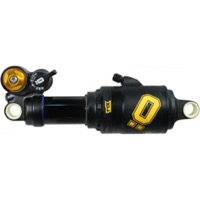 Ohlins TTX Air Rear Shock - Metric Sizing