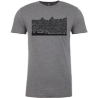 Giro EWS Men's Tech Tee 2020 - Grey/EWS Special Edition