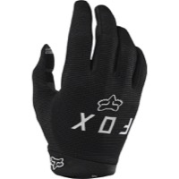 Fox Racing Full Finger Ranger Youth Gloves 2020 - Black