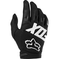 Fox Racing Dirtpaw Race Youth Gloves 2020 - Black