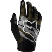 Fox Racing Flexair Glove Mens Green Camo XL