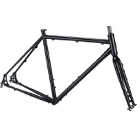 Salsa Marrakesh Drop Bar Frameset - Black