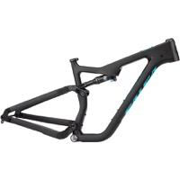 Salsa Spearfish Carbon Frame w/Fox Rear Shock - Black