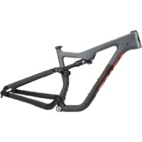 Salsa Horsethief Carbon Frame w/Fox Rear Shock - Charcoal/Raw