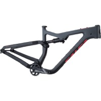 Salsa Horsethief Carbon Frame w/Rock Shox Shock - Charcoal/Raw