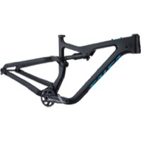 Salsa Spearfish Carbon Frame w/Rock Shox Shock - Black