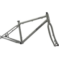 Surly Lowside Frameset - Stray Hair Gray