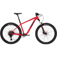 Salsa Rangefinder SX Eagle 27.5+ Complete Bike - Red