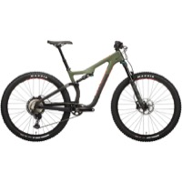 "Salsa Horsethief Carbon XT 29"" Complete Bike - Green/Raw"