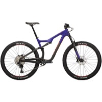 "Salsa Horsethief Carbon SLX 29"" Complete Bike - Purple/Black"