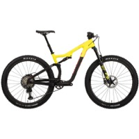 "Salsa Horsethief Carbon XTR 29"" Complete Bike - Yellow/Raw"