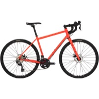 Salsa Vaya GRX 600 Complete Bike - Orange