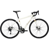 Salsa Journeyman Sora 700c Complete Bike - Cream