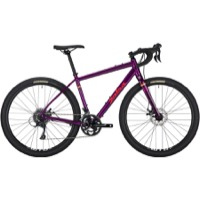 Salsa Journeyman Sora 650b Complete Bike - Purple