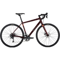 Salsa Journeyman Claris 700c Complete Bike - Copper