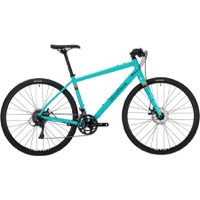 Salsa Journeyman Flat Bar Sora 700 Complete Bike - Teal
