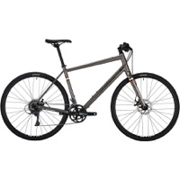 Salsa Journeyman Flat Bar Claris 700 Complete Bike - Gray