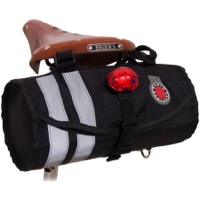 Banjo Brothers Barrel Saddle Bag