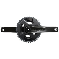 Sram Force AXS Wide DUB D1 Double Crankset - 12 Speed