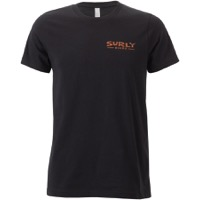 Surly Space Station T-Shirt - Black
