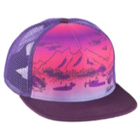 Salsa Purple Daze Trucker Hat - Purple