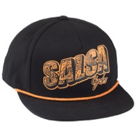 Salsa Wish You Were Here Baseball Hat - Black