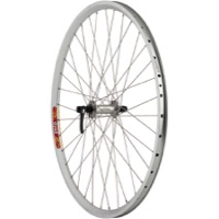 Quality Shimano LX/Velocity Dyad Front Wheel - 26""