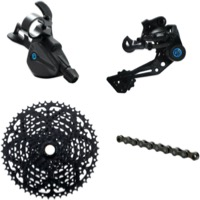 BOX Three Prime 9 Groupset - 9-Speed