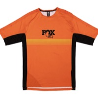 Fox Racing Shox High Tail SS Jersey 2020 - Orange