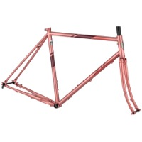 All-City Spacehorse Disc Frameset - Dusty Rose
