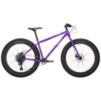 Surly Wednesday Complete Bike - All-Natural Grape